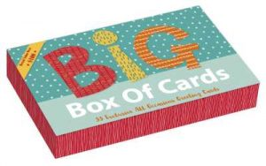 Big Box of (ASSORTED) Cards is BACK!!!