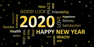 All the Best in 2020!